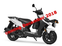 Scooter Kymco AGILITIY 125i CARRY CBS