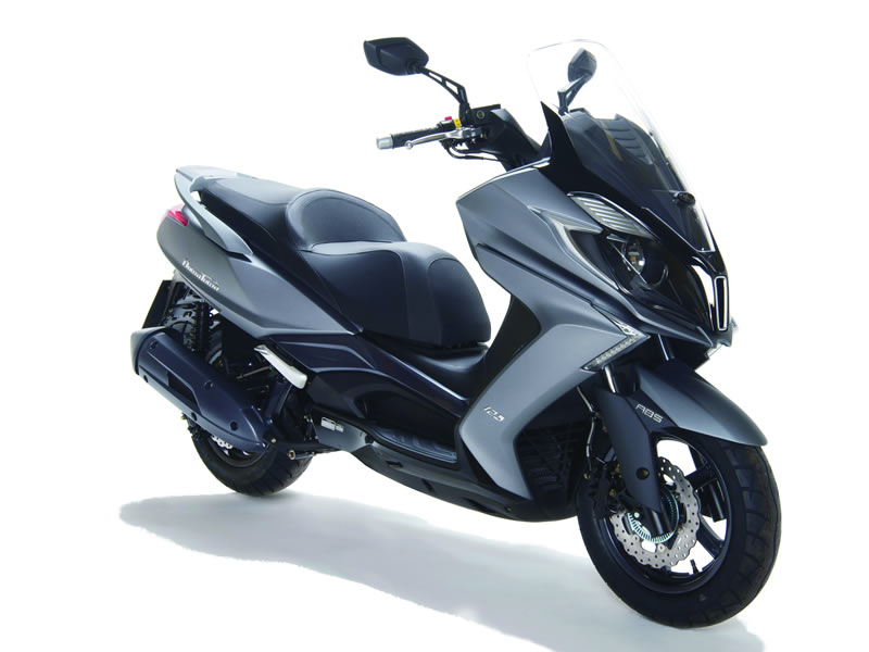 scooter scooter kymco new downtown 125i abs euro 4. Black Bedroom Furniture Sets. Home Design Ideas