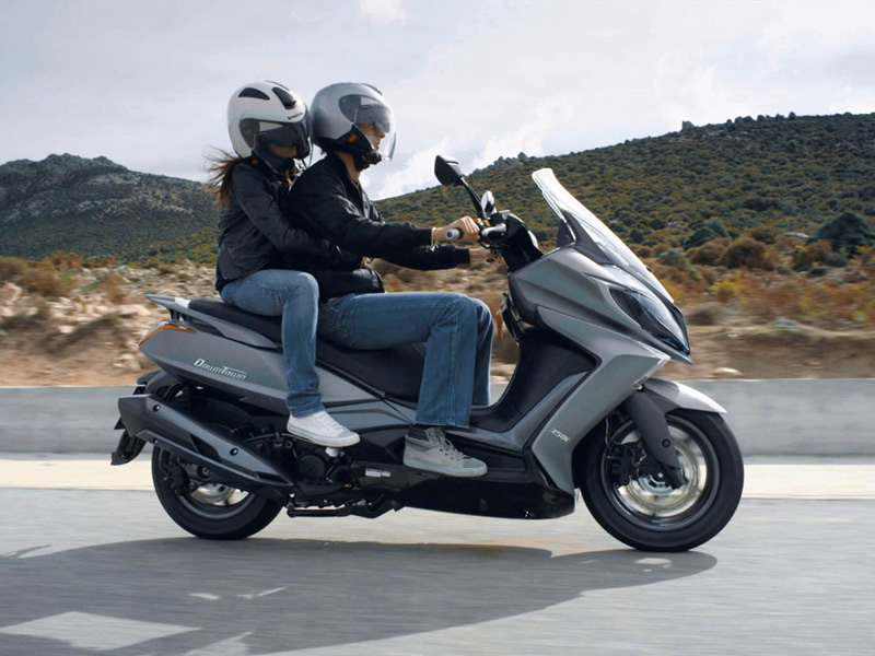 scooter scooter kymco new downtown 350i abs euro 4. Black Bedroom Furniture Sets. Home Design Ideas